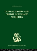 The formation and management of capital are among the central issues in economic growth, especially in 'under-developed' countries, and form the main theme in this volume