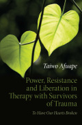 This book offers reflections on how liberation might be experienced by clients as a result of the therapeutic relationship