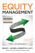 Equity Management, Second Edition: The Art and Science of Mo