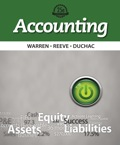 Activate Learning with Warren/Reeve/Duchac's, ACCOUNTING! For 25 editions, market-leading ACCOUNTING has been on the forefront of innovation and change based on the needs of today's teaching and learning environment