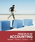 Needles/Powers/Crosson PRINCIPLES OF ACCOUNTING is continuously evolving to meet the needs of today's learner