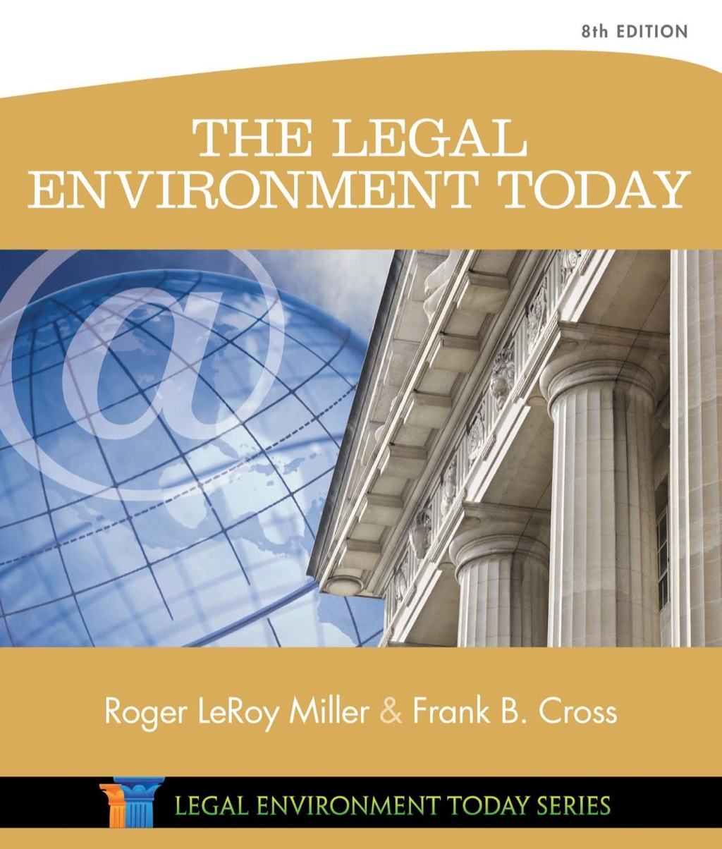 Compare legal environment ebook ebooks miscellaneous prices and buy the legal environment today ebook ebooks fandeluxe Gallery