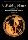 The second edition of a successful reader (first published in 1979) for intermediate students of ancient Greek which introduces three of ancient Greece's most important authors, Homer, Herodotus and Sophocles