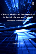 Church Music and Protestantism in Post-Reformation England 9781317166238R90