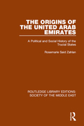 The creation of the United Arab Emirates in 1971 ended a century and a half of the existence of the Trucial States in special treaty relations with Britain