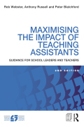 Teaching assistants are an integral part of classroom life, yet pioneering research by the authors has shown schools are not making the most of this valued resource