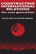 The constructivist approach is the most important new school in the field of postcold war international relations