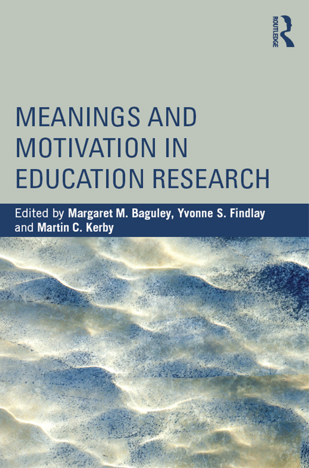 Meanings and Motivation in Education Research (ebook) eBooks
