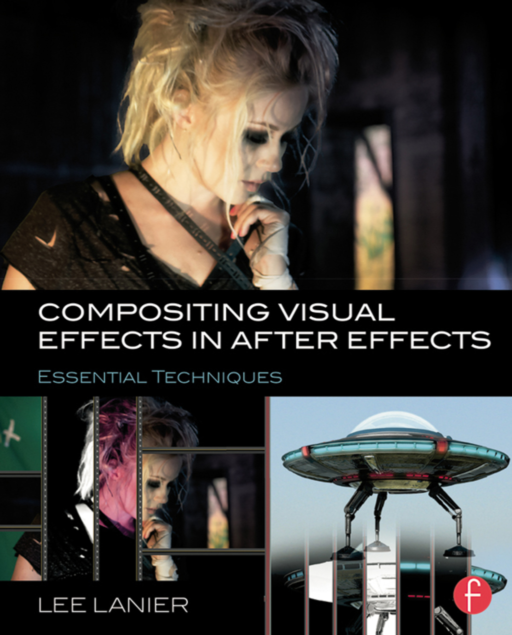 Compositing Visual Effects in After Effects (ebook) eBooks