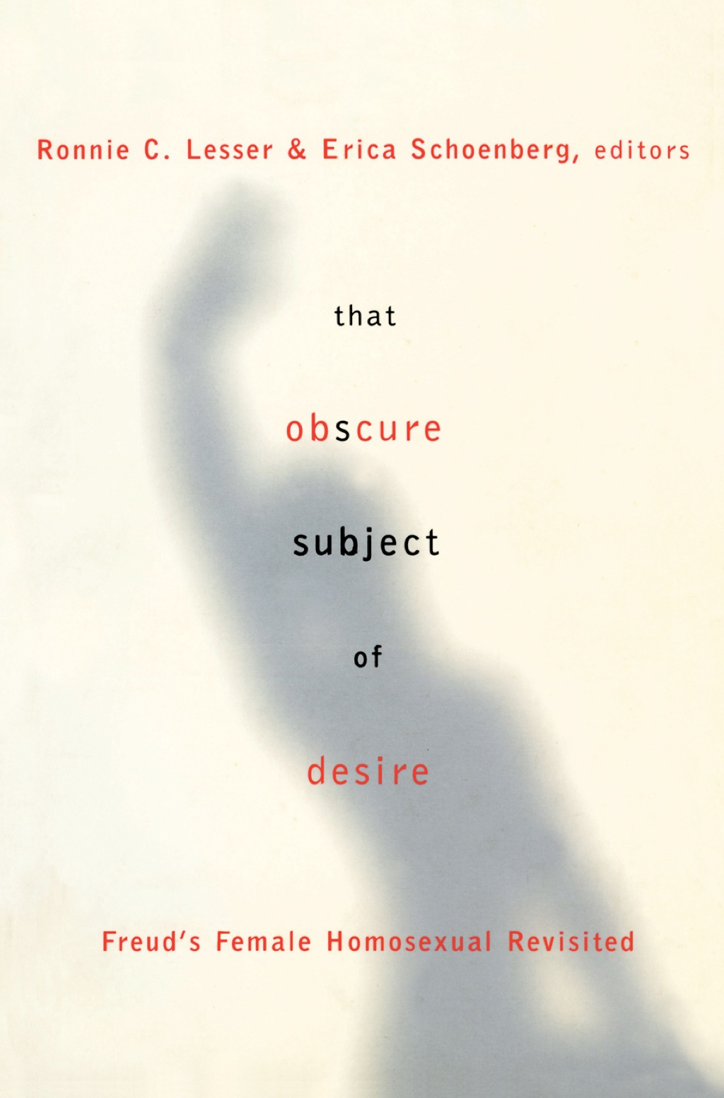 That Obscure Subject of Desire (ebook) eBooks