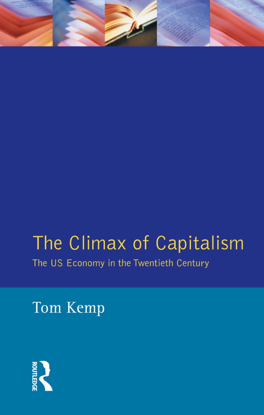 The Climax of Capitalism (ebook) eBooks