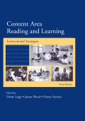Content Area Reading and Learning 9781351760348R90