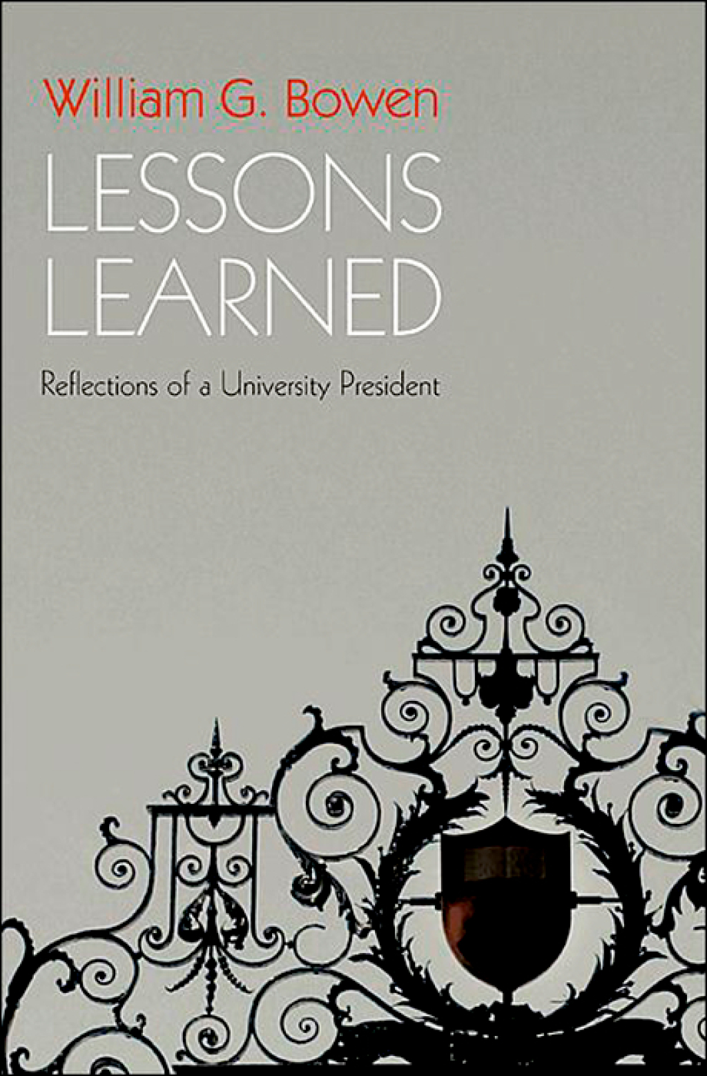 Lessons Learned (ebook) eBooks