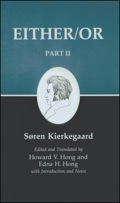 Kierkegaard's Writings IV, Part II 9781400846948