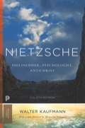 This classic is the benchmark against which all modern books about Nietzsche are measured