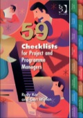 59 Checklists For Project And Programme Managers