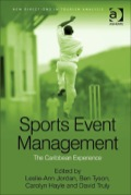 Exploring sports event management from a Caribbean, small island developing state perspective, this volume uses the events of the recently held Cricket World Cup 2007 (CWC 2007) as a launching pad for identifying best practices and the way forward