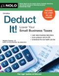 Business tax deductions, from start up to success    learn how to Deduct It! Completely updated for 2013 returns! Understanding tax deductions is one of the keys to start up success