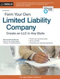 Here is a succinct yet comprehensive guide to learning about LLCs, with step-by-step instructions to filling out the articles of organization and  operating agreement – the two key pieces of forming an LLC