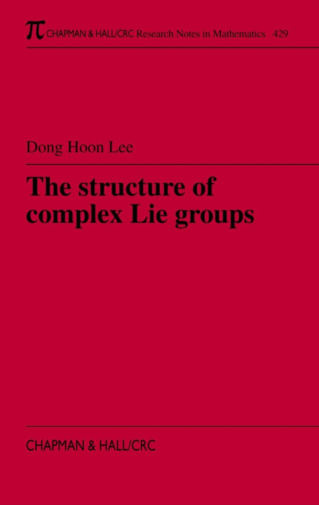 The Structure of Complex Lie Groups (ebook) eBooks
