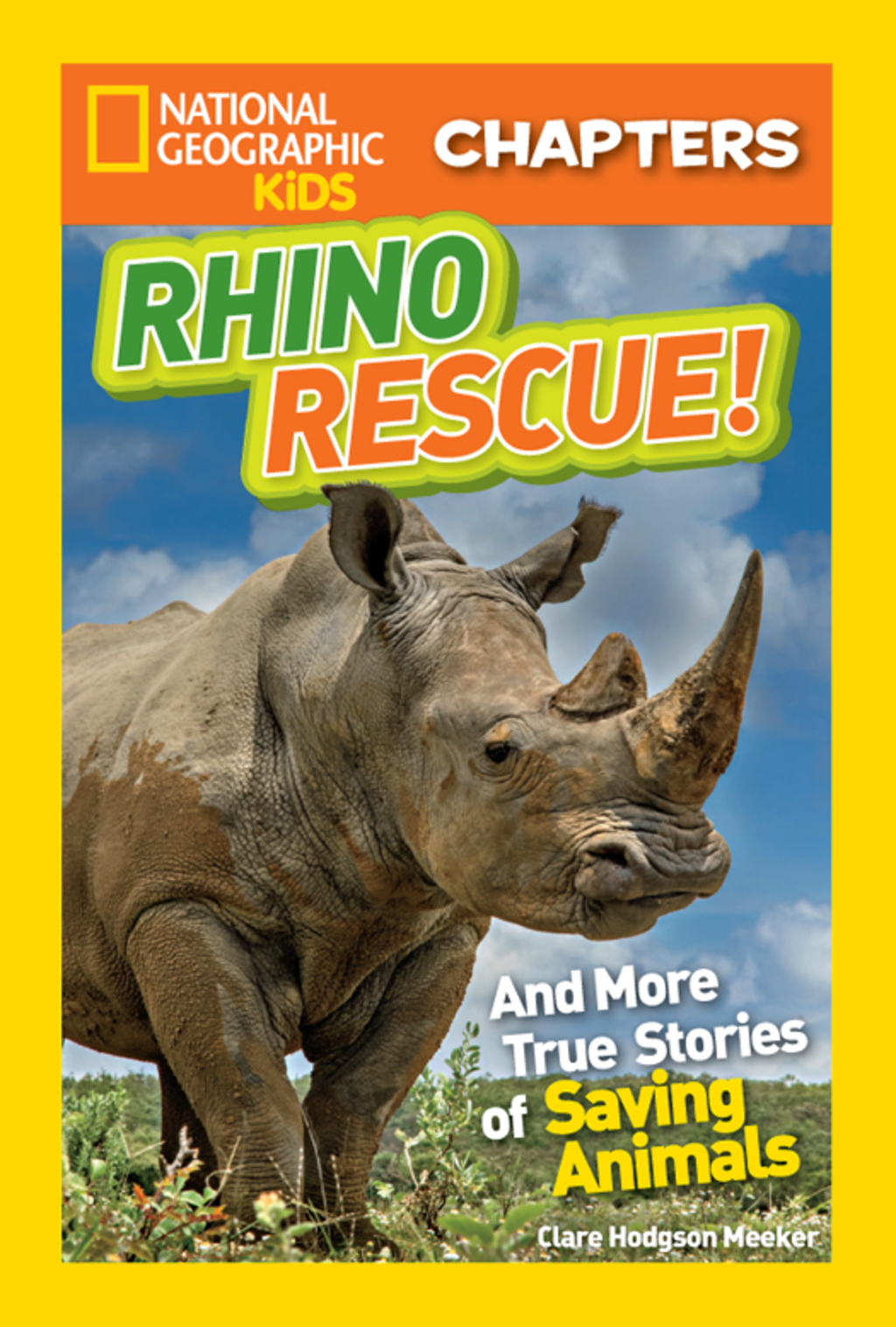 National Geographic Kids Chapters: Rhino Rescue (ebook) eBooks