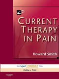 Current Therapy In Pain: Expert Consult: Online And Print