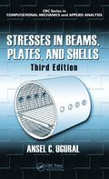 Stresses in Beams, Plates, and Shells, Third Edition 9781439802915R180