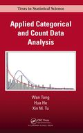Developed from the authors' graduate-level biostatistics course, Applied Categorical and Count Data Analysis explains how to perform the statistical analysis of discrete data, including categorical and count outcomes