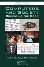 Computers and Society: Computing for Good