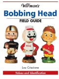 Fans of the bobble head dolls will find an abundance of bobble head doll data in this handy and affordable guide
