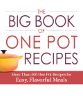 Delicious one pot recipes your whole family will love! Cooking great-tasting, healthy meals doesn't have to be a hassle! Featuring more than 500 simple, no-mess recipes, this cookbook shows you how to create delicious meals using just one cooking vessel