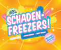 Sadism on a stick! Get ready for the bitter taste of SchadenFreezers! This dark twist on your favorite frozen treat has some serious bite