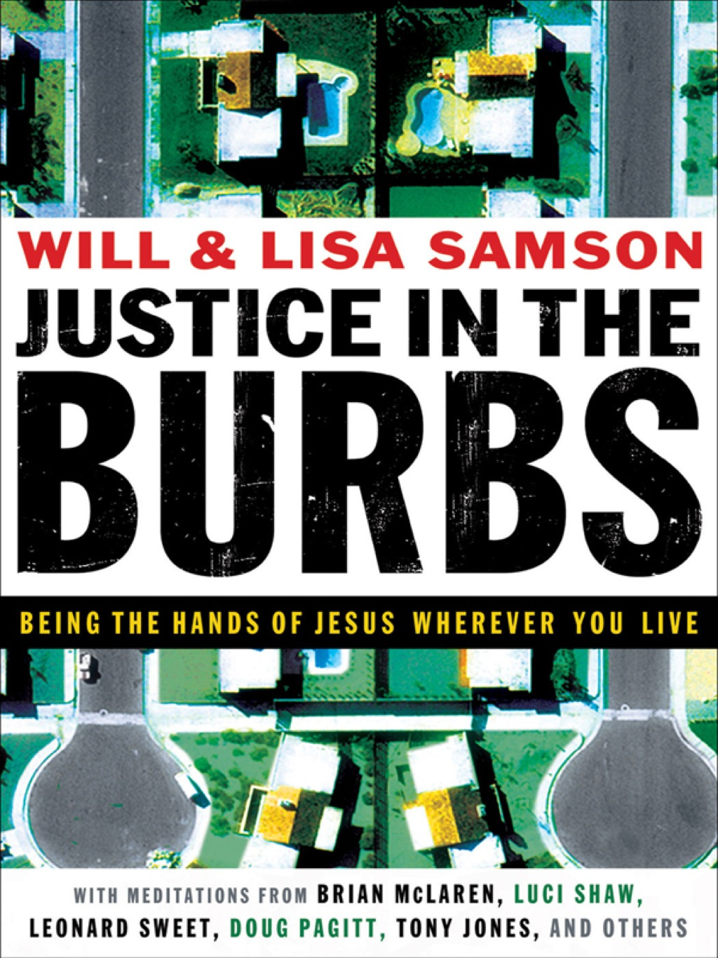 Justice in the Burbs (ebook)