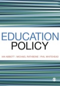 Education Policy 9781446285121R180