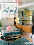 Style Your Modern Vintage Home is an inspirational book for all vintage enthusiasts