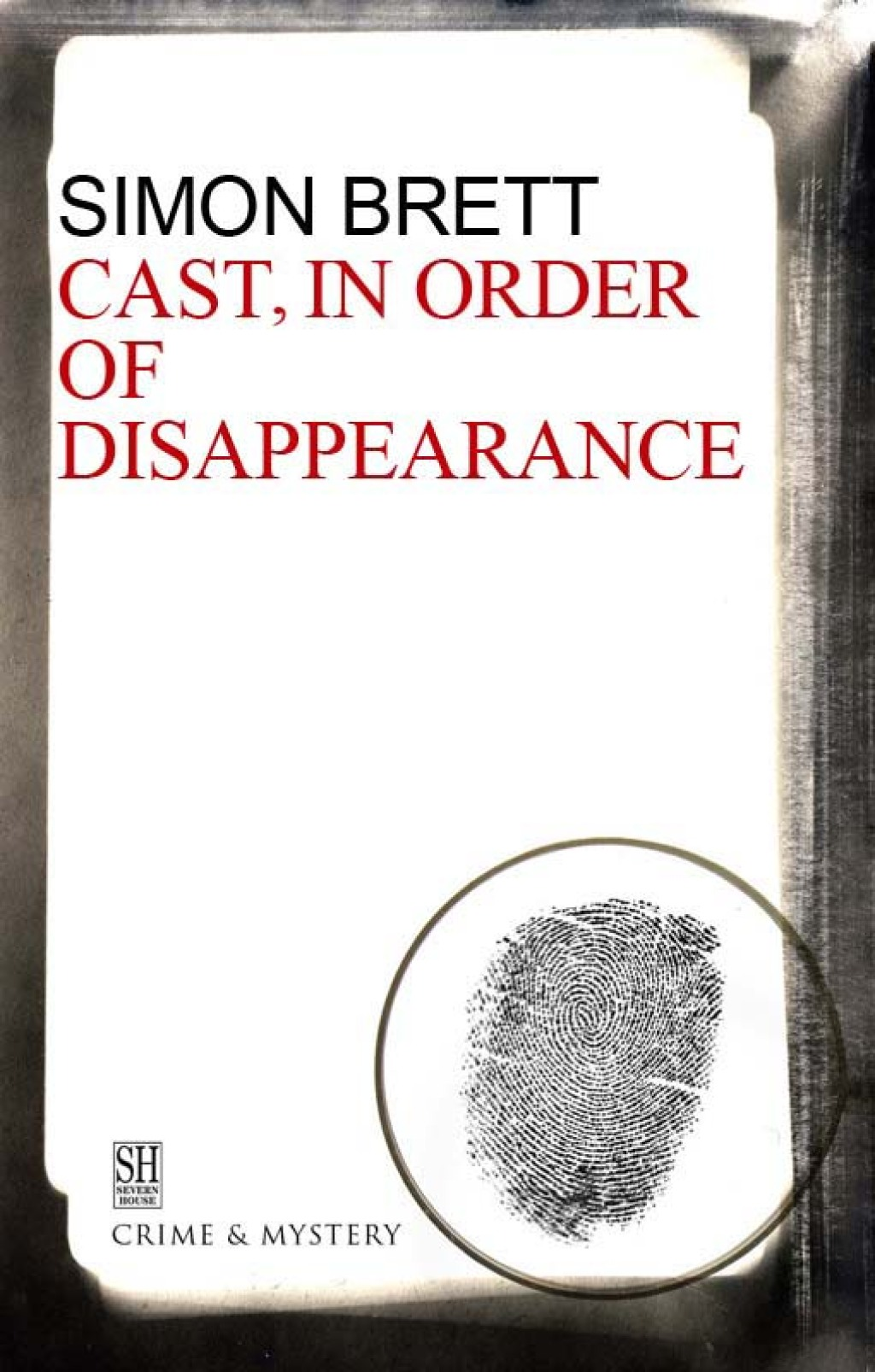 Cast in Order of Disappearance (ebook) eBooks