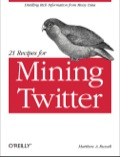 21 Recipes For Mining Twitter