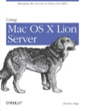 If you're considering a Mac OS X server for your small business, school, nonprofit, or home network, this easy-to-follow guide will help you get up and running in no time
