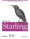 Starling is an ActionScript 3 2D framework developed on top of the Stage3D APIs (available on desktop in Flash Player 11 and Adobe AIR 3)