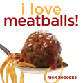 With over 50 recipes ranging from comfortingly traditional to cutting-edge modern, Rick Rodgers expands the role of the beloved meatball inside I Love Meatballs! Dishes inspired by a variety of ethnicities including Italian, Thai, Chinese, Greek, Vietnamese, Swedish, Moroccan, and Indian are made from a full range of meats including beef and veal, pork, lamb, poultry, and even seafood.Divided into six hunger-inducing categories, I Love Meatballs! shows meatballs as appetizers and dinner entrees, inside soups and breads, and (of course) with pasta, as well as meatballs sizzling off the grill