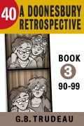Created by the team that brought you The Complete Far Side and The Complete Calvin and Hobbes, the massive anthology 40 marks Doonesbury