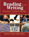 Reading and Writing Across Content Areas 9781452209364