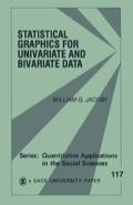 Graphical displays that researchers can employ as an integral part of the data analysis process are frequently more revealing than traditional, numerical summary statistics