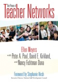 Develop a teacher network or grow an existing one to support new teachers, reduce teacher isolation, increase retention rates, enhance professional practice, and nurture teacher leaders.