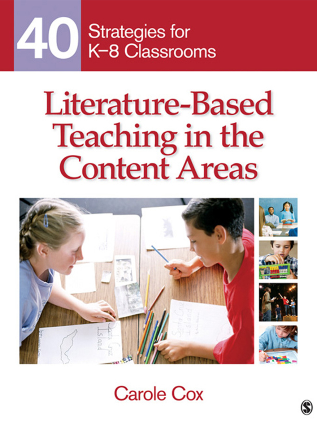 Literature-Based Teaching in the Content Areas: 40 Strategies for K-8 Classrooms (ebook) eBooks