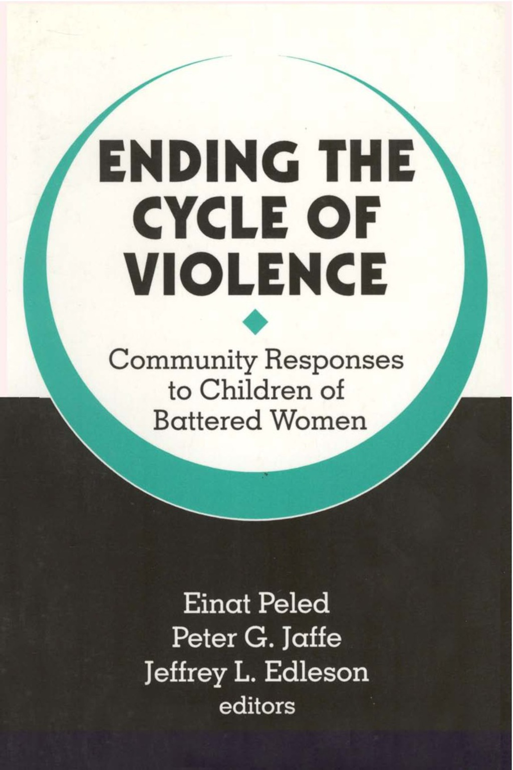 Ending the Cycle of Violence (ebook) eBooks