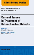 This issue will provide a comprehensive overview of OCD, from the perspective of the Foot and Ankle surgeon