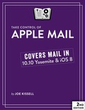 Master Mail in Yosemite and iOS 8!Email is a necessary evil in today's world, but you can work more effectively in Apple Mail with the hard-won advice in this book, written by email expert Joe Kissell