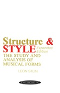 Anthology of Musical Forms - Structure & Style (Expanded Edition): The Study and Analysis of Musical Forms 9781457400940