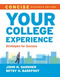 Your College Experience, Concise: Strategies For Success